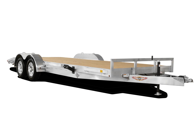 H&H Aluminum Car Hauler