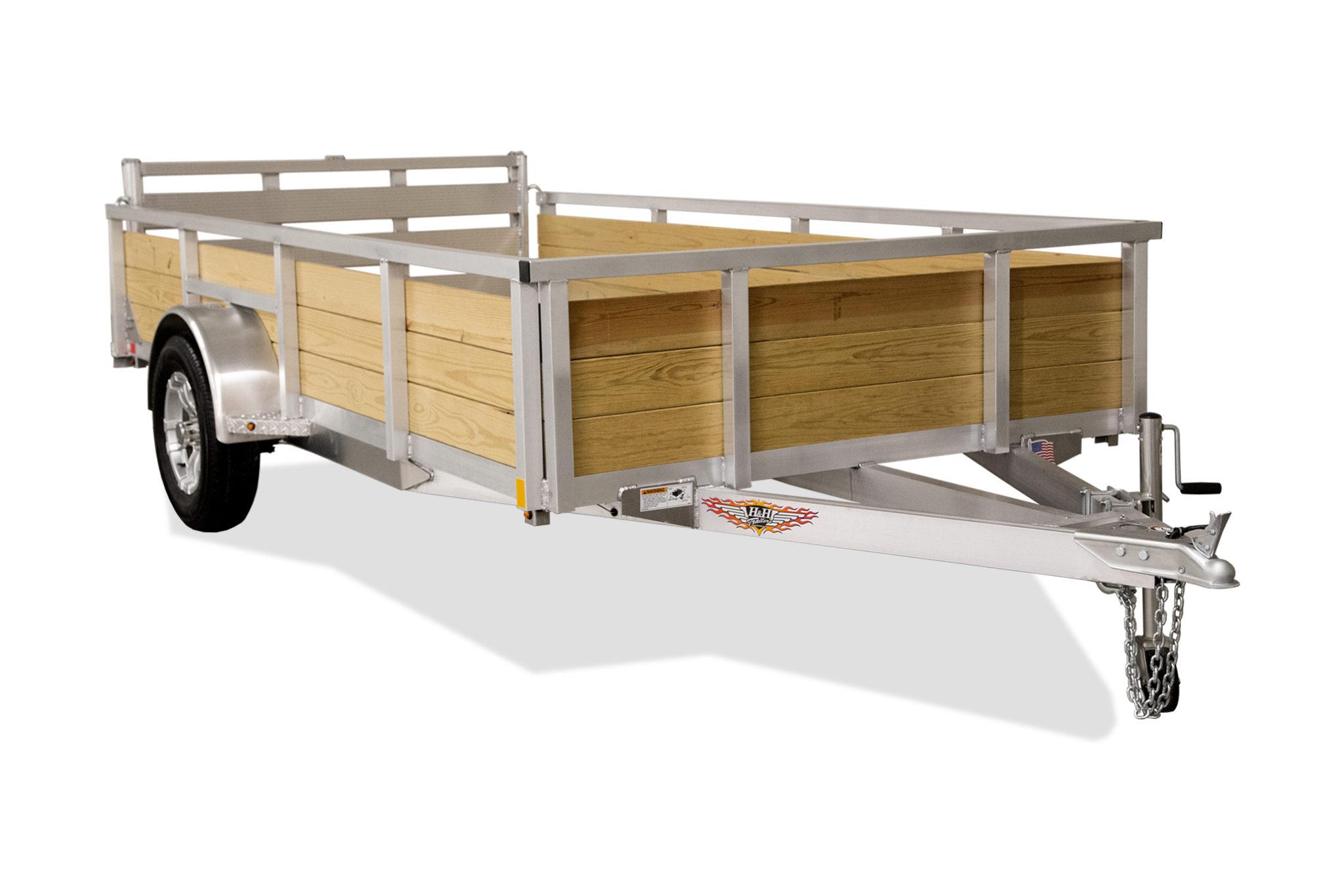Aluminum Wood Side