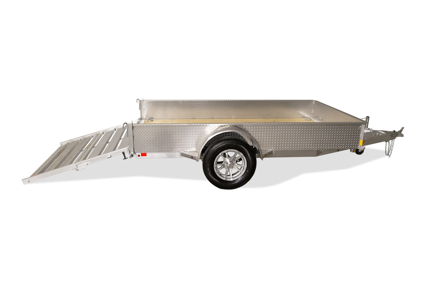 Aluminum Solid Side Utility
