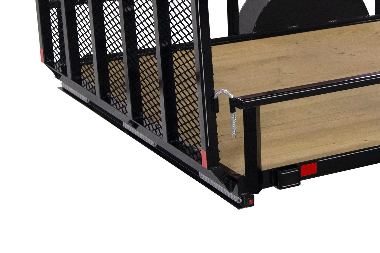 H&H Utility Ramp Gate