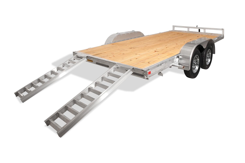 Aluminum Flatbed