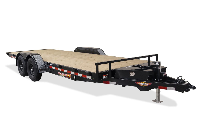 EX SpeedLoader Tilt Car Hauler