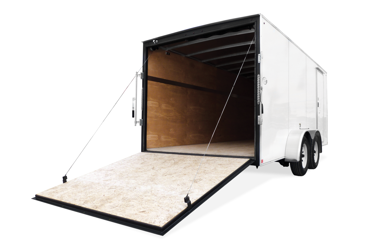 HH FT Series Flattop Cargo Ramp