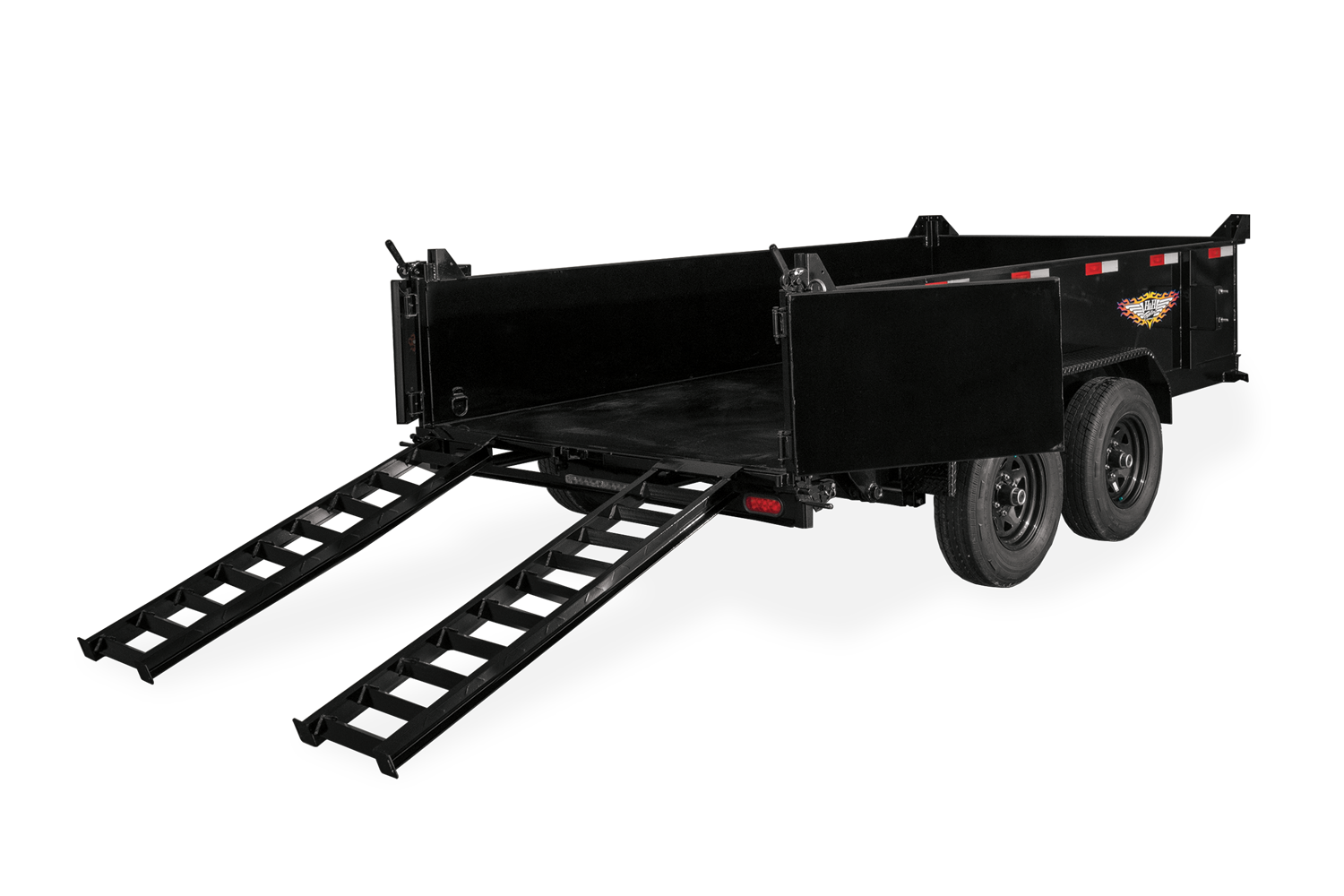 Loading Ramps H&H Utility Dump