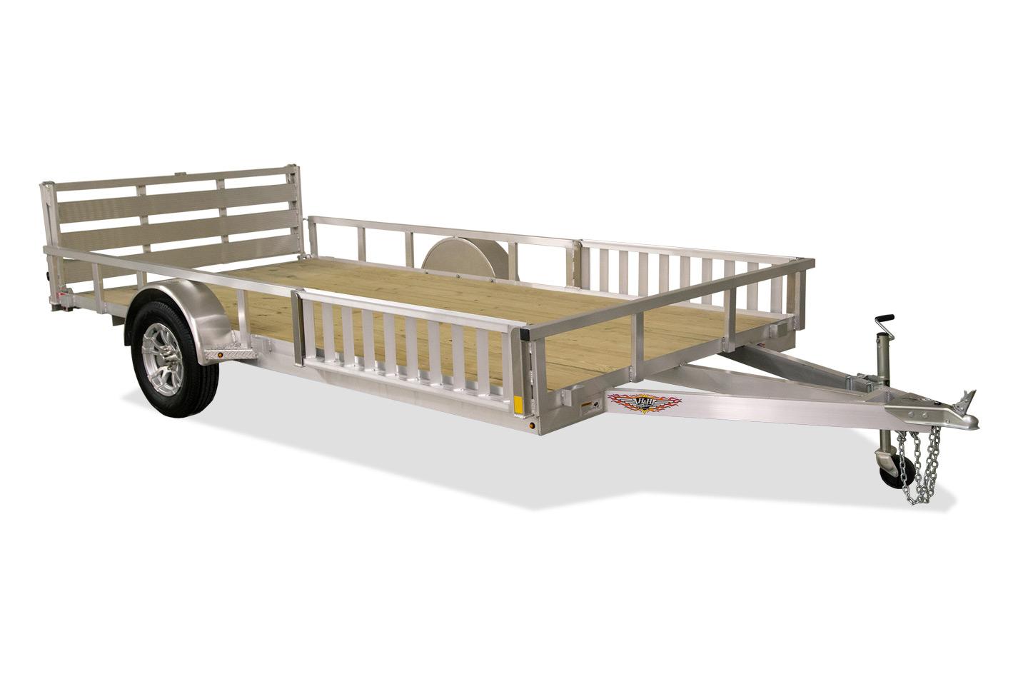 Aluminum ATV