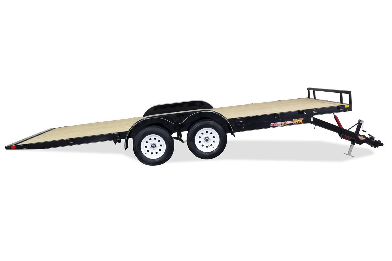 MX SpeedLoader Tilt Car Hauler