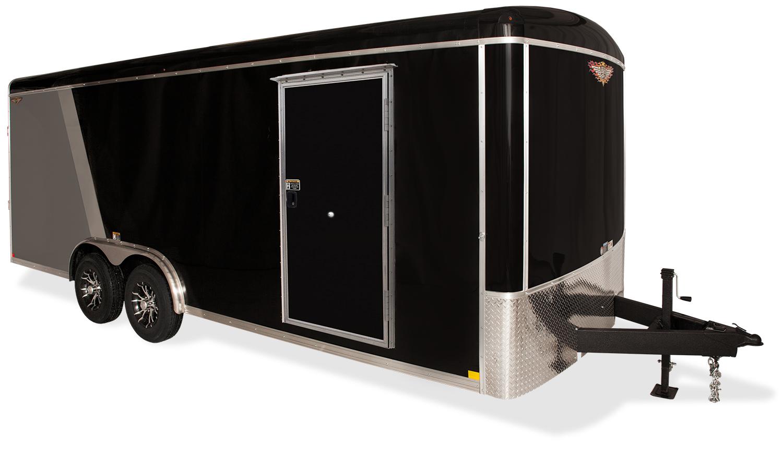 Topline Series Tandem Axle Cargo